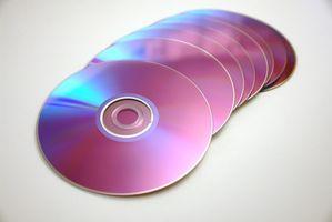Hvordan brenne filmer til en CD uten en DVD-brenner