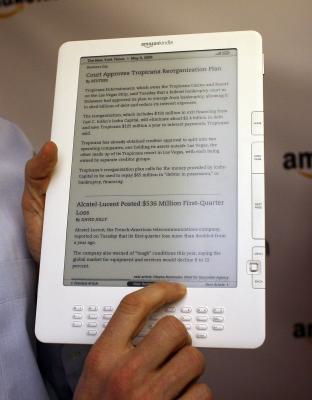 Hvordan laste ned lærebøker på en Kindle DX i Elementary School