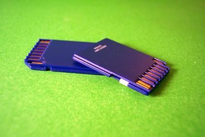 Hvordan sikre et SDHC Digital Memory Card