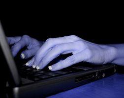 Kan ikke koble til Internett med det trådløse Laptop