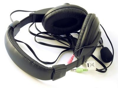 Hvordan bruker du Bluetooth hodetelefoner med HP TX2000?
