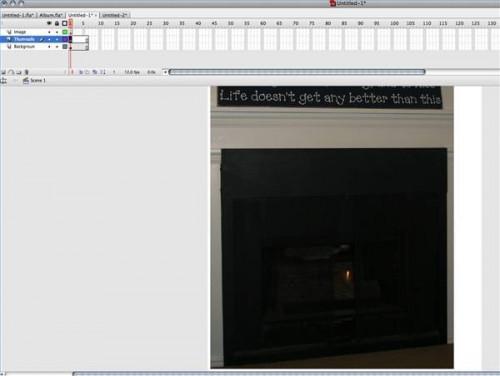 Hvordan lage en Photo Gallery i Flash