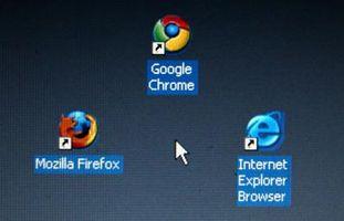 Hvordan du bytter fra nettleseren Firefox til Internet Explorer