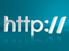 Slik starter ditt eget nettsted på Internett