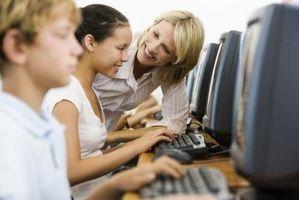 Konsekvenser for en student å lære om Internett-filtre