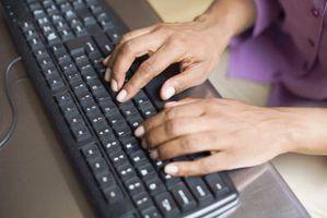 Hvordan Omorganiser sider i et Word-dokument