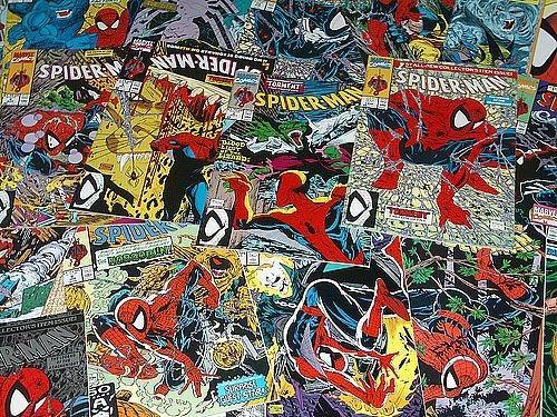 Slik leser Tegneserier på datamaskinen
