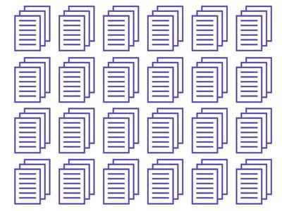 Hvordan skrive ut flere Word-dokumenter uten å åpne dem