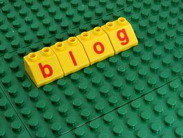 Hvordan fjerne blogger banner
