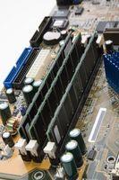 Hvilke Slots Bør jeg sette min minnepinner i for en Dell Precision 380?