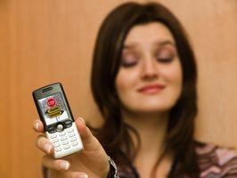 Hvordan sende gratis MMS-meldinger fra Internett til en mobil