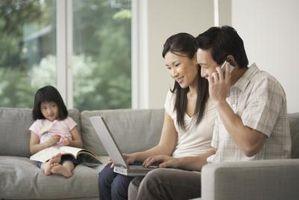 Hva er forskjellen mellom bredbånd og ADSL?