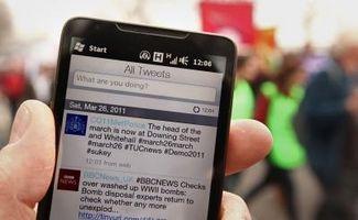 Hvordan bruke Flickr med Twitter