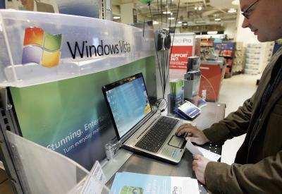 Slik formaterer du en flyttbar stasjon i Windows Vista