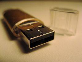 Hvordan lage en Flash Drive en Recovery Disk