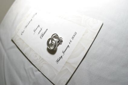 Hvordan lage Wedding Design Borders
