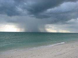 Hvordan finner Historisk nedbør for et område du?