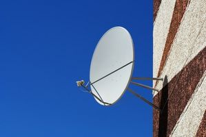Hvordan bygge satellitt Internett for å få WiFi