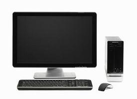Hvordan koble CPU Video til en HD-Cable Box