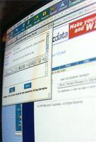 Hvordan gjenopprette slettede AOL E-post
