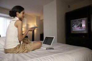 De beste måtene å konvertere AVI-filer å se på TV