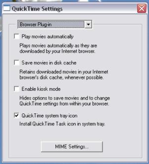 Slik fjerner QuickTime fra oppstart