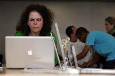 Hvordan endre harddisker på en MacBook