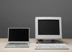 Hvordan overføre filer fra en gammel til en ny datamaskin med en seriekabel
