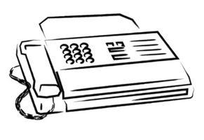 Hvordan sende en faks fra en datamaskin uten Modem