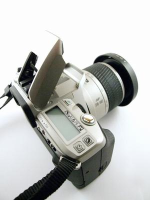 Hvordan bruke en Canon 9500