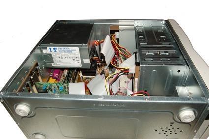 Slik installerer WD2500 BJ WD harddisk i Compaq Presario 6000