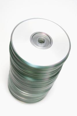 Hvordan komprimere filer for å brenne på en DVD etter nedlasting